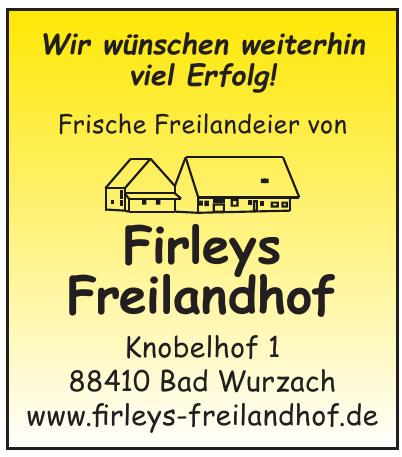 Firleys Freilandhof