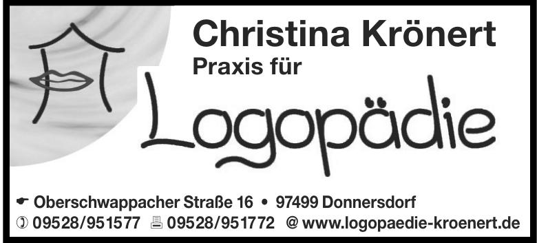 Christina Krönert