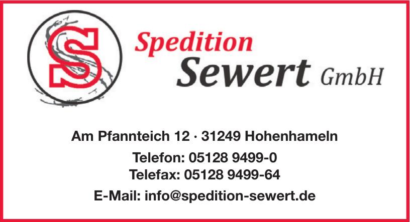 Spedition Sewert GmbH