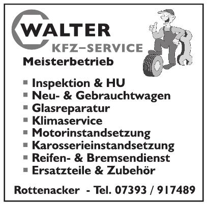 KFZ-Service Walter