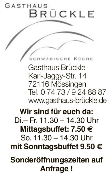 Gasthaus Brückle