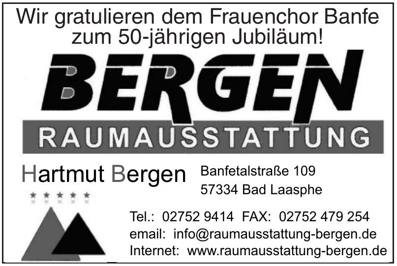 Bergen Raumausstattung