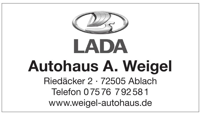 Autohaus A. Weigel