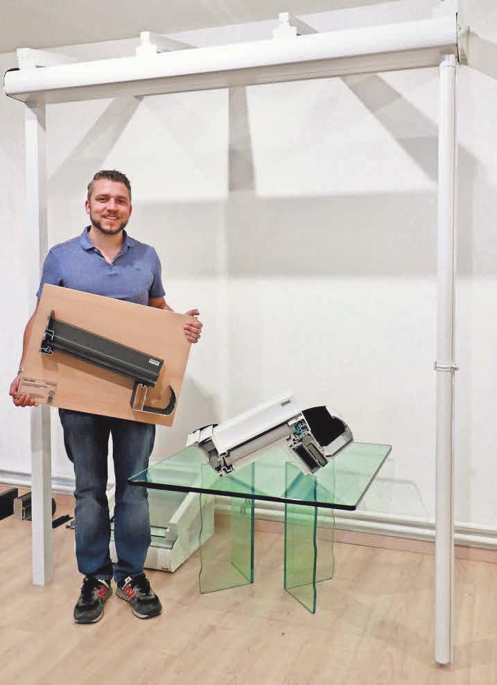 Clevere Konstruktion: BÖLSCHE Glas- und Bauelemente fertigt individuelle Terrassendächer für jedes Haus
