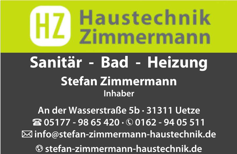 HZ Haustechnik Zimmermann