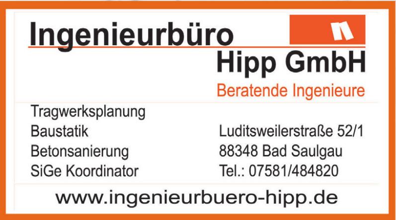 Ingenieurbuero Hipp GmbH
