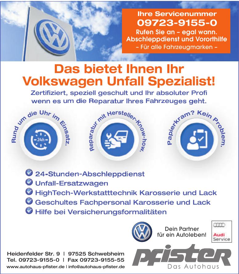 E. Pfister GmbH & Co. KG