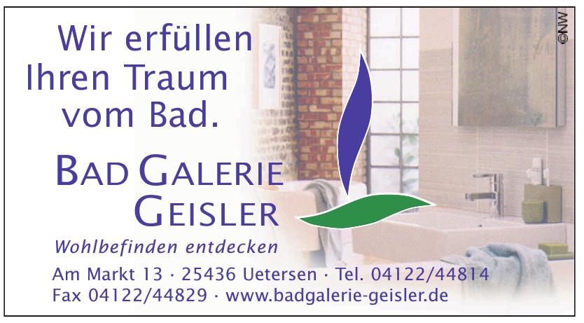 Bad Galerie Geisler