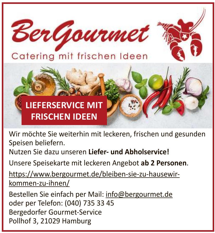 Bergedorfer Gourmet-Service