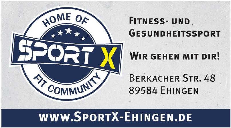 SportX Athletic Club GmbH