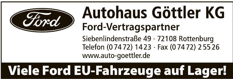 Autohaus Göttler KG
