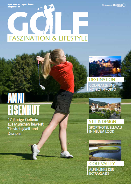 Golf Faszination & Lifestyle - Sommer 2018