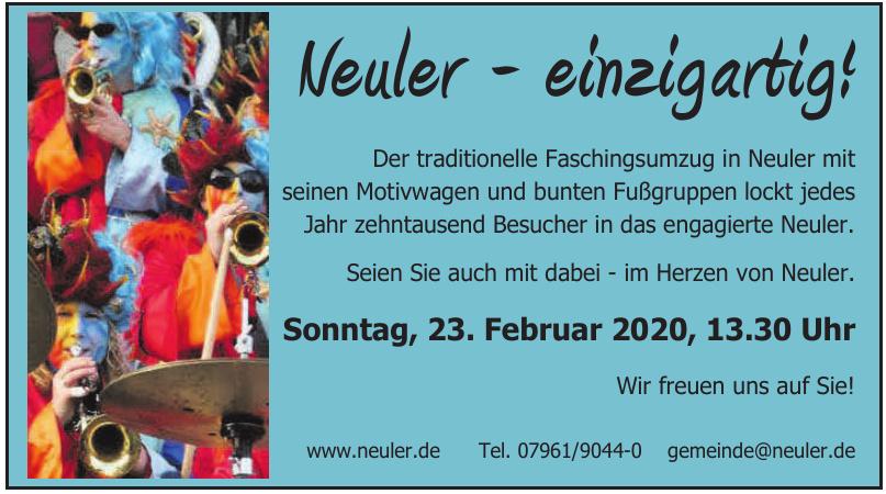 Gemeinde Neuler