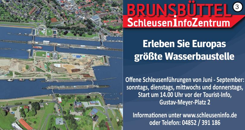 Brunsbüttel SchleusenInfoZentrum