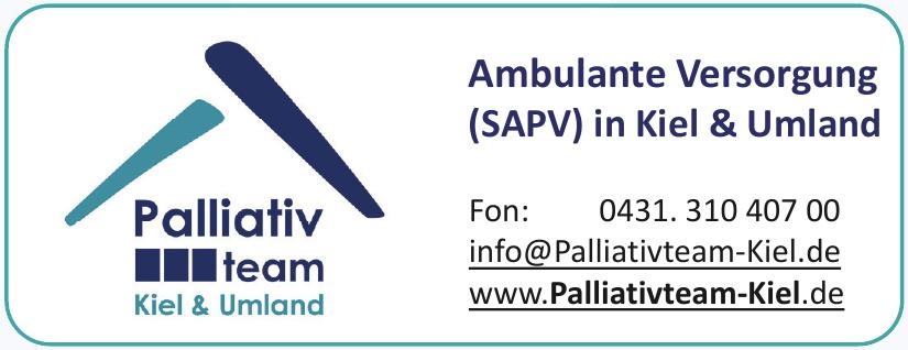 Palliativteam Kiel & Umland