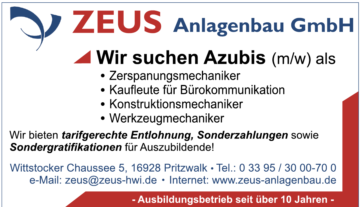 Zeus Anlagenbau GmbH