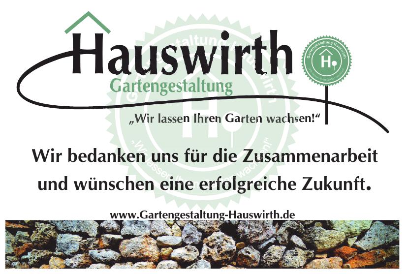 Gartengestaltung Hauswirth
