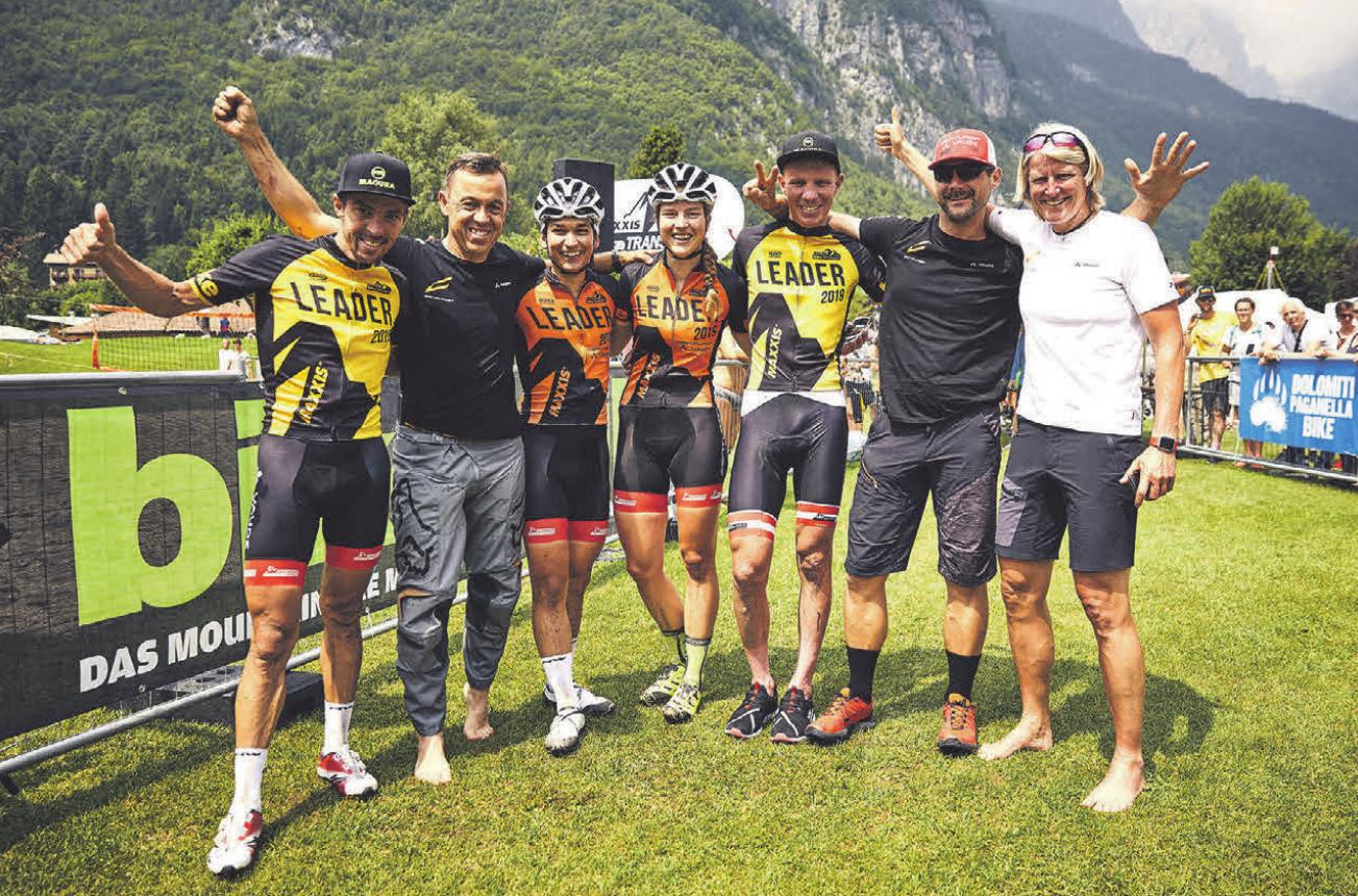 Die geradezu unglaubliche Erfolgsgeschichte des Teams Centurion Vaude Image 2