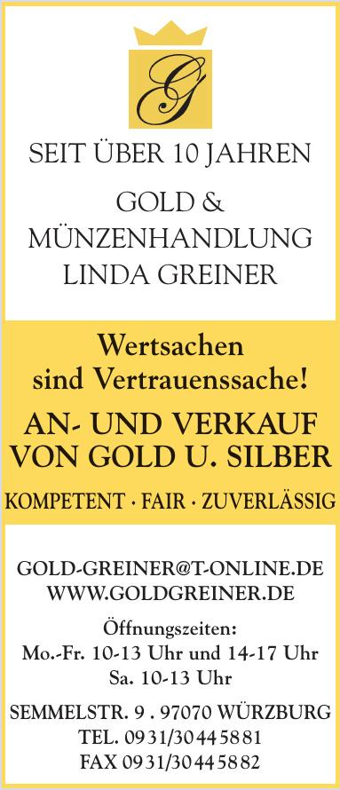 Gold & Münzenhandlung Linda Greiner