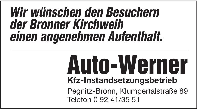 Auto-Werner Kfz-Instandsetzungsbetrieb
