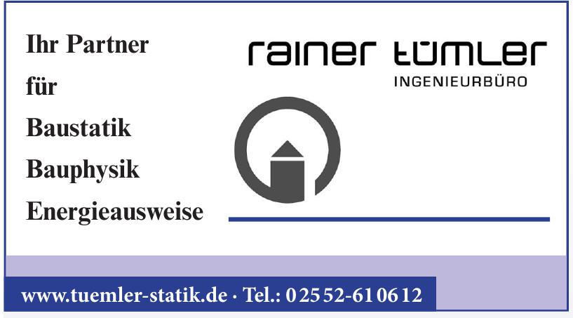 Rainer Tümler Ingenieurbüro