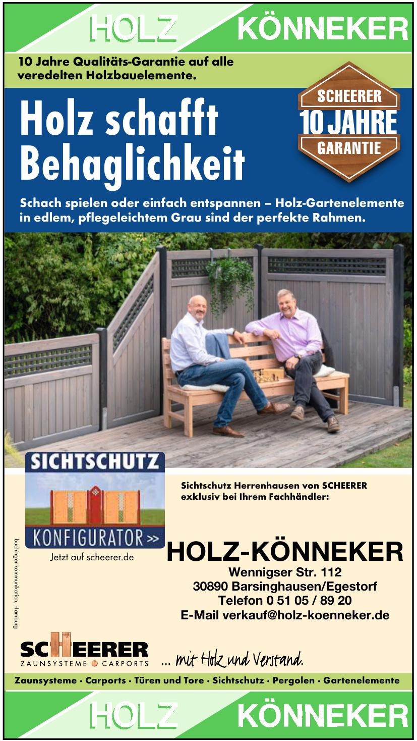 Holz-Könneker