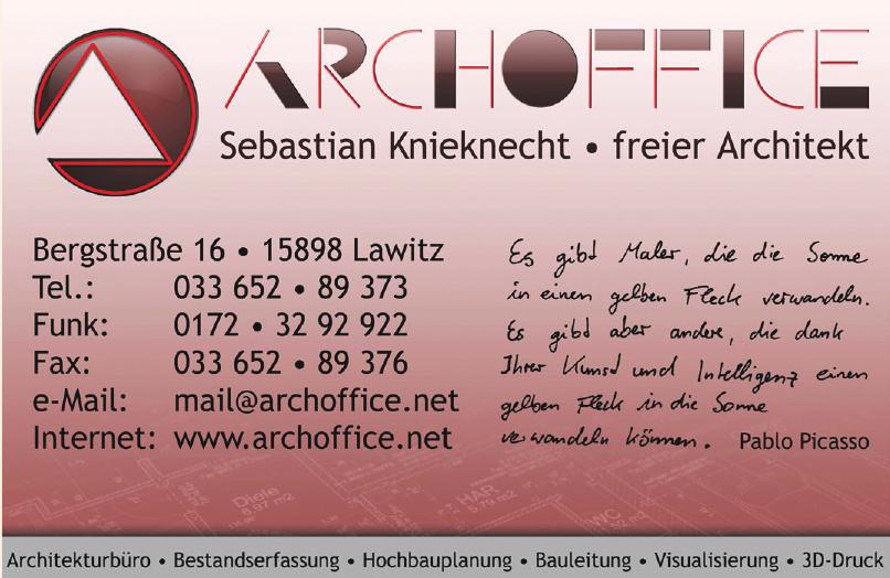 Archoffice Sebastian Knieknecht