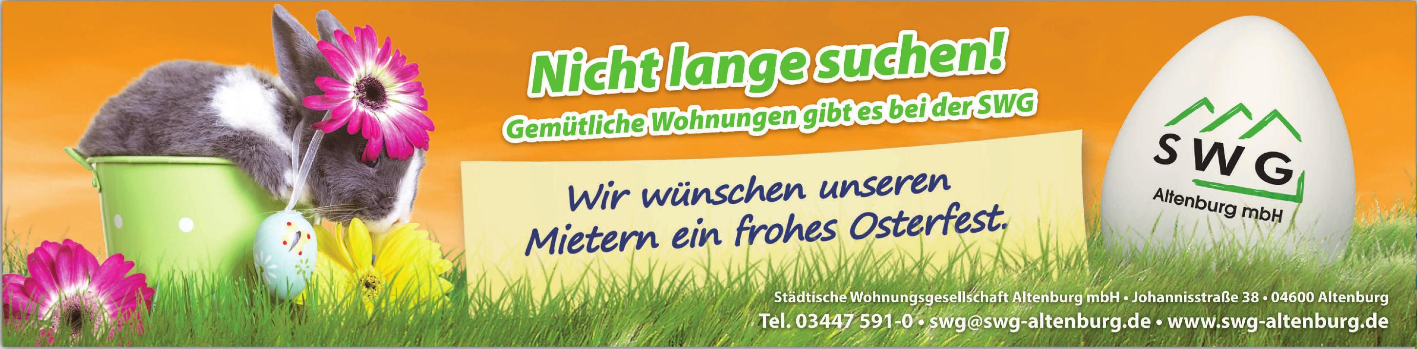 Städtische Wohnungsgesellschaft Altenburg mbH