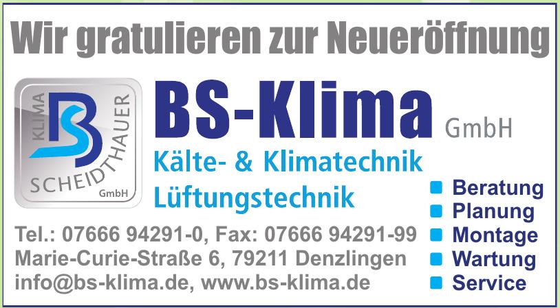 BS-KLina GmbH