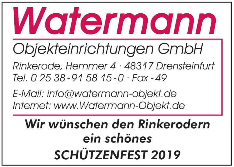 Watermann Objektienrichtungeg GmbH