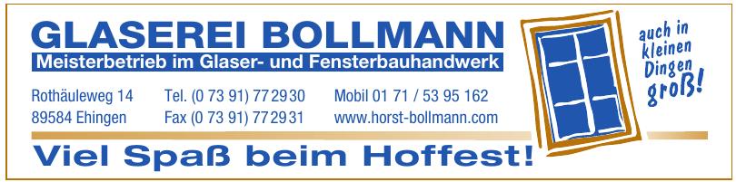 Glaserei Bollmann