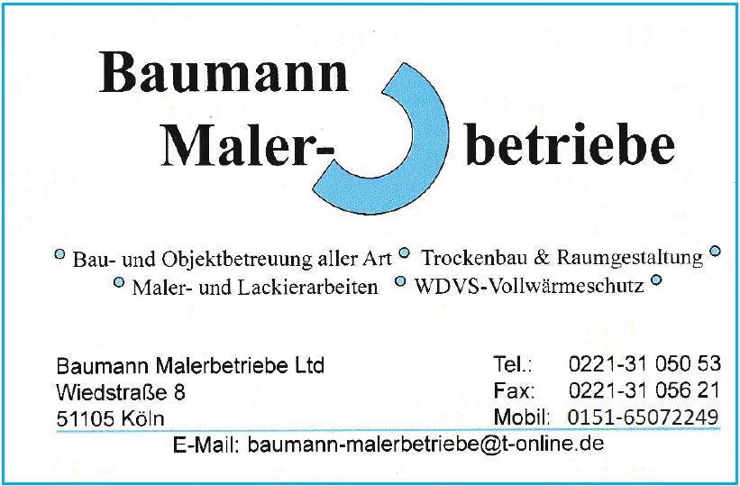 Baumann Malerbetriebe Ltd