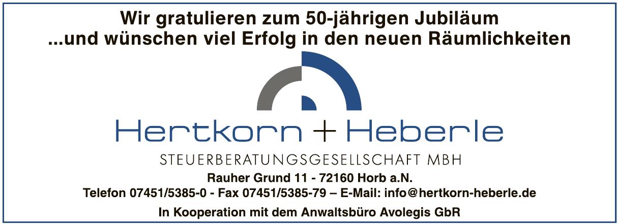 Hertkorn + Heberle Steuerberatungsgesellschaft mbH