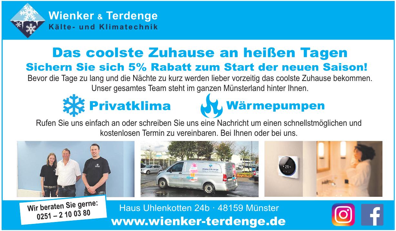 Wienker & Terdenge Kälte-Klimatechnik