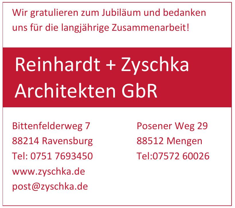 Reinhardt + Zyschka Architekten GbR