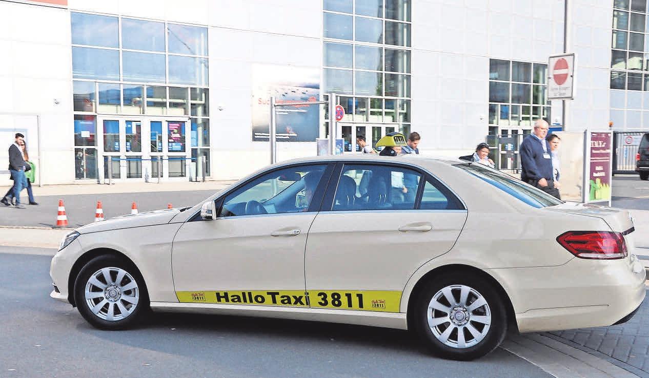 Hallo Taxi 3811: Vorbildlicher Service.