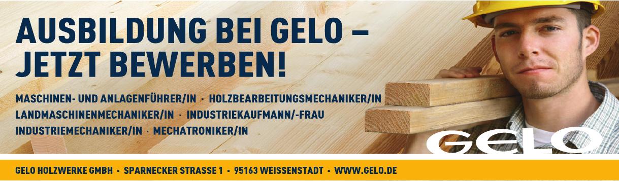 GELO Holzwerke GmbH