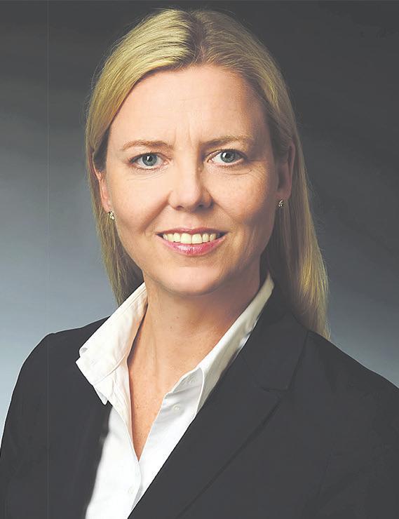 Geldanlage-Expertin Petra Köhler ist bei der HypoVereinsbank Region Nord verantwortlich für das Wealth Management und Private Banking