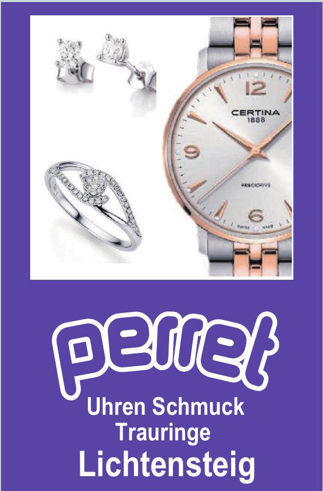 Uhren-Schmuck-Trauringe Perret