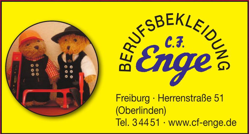 Berufsbekleidung C. F. Enge