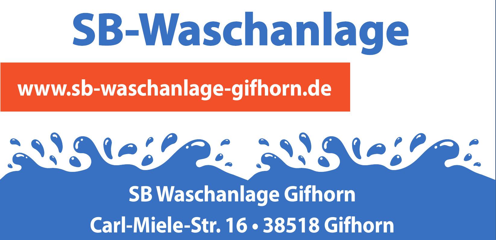 SB Waschanlage Gifhorn