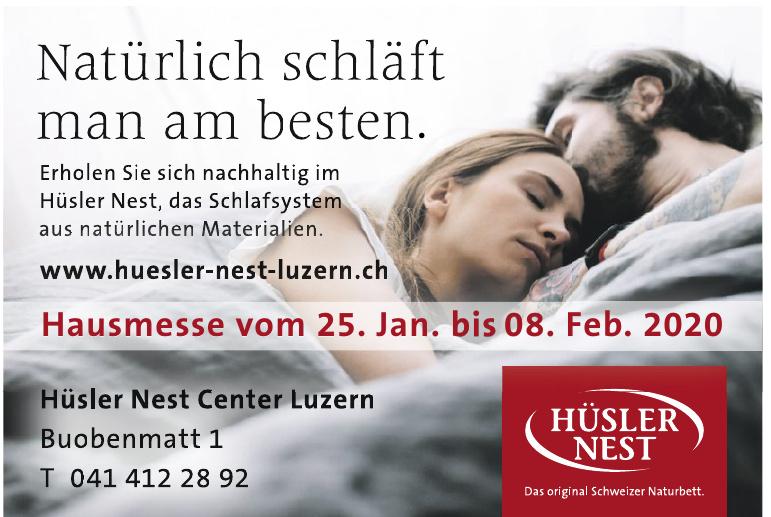 Hüsler Nest Center Luzern