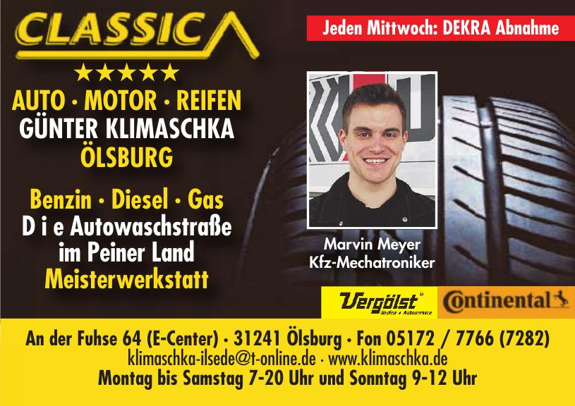 Auro-Motor-Reifen Günter Klimaschka Ölsburg GmbH & Co. KG