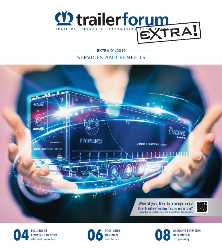 TrailerForum EXTRA 1/2019