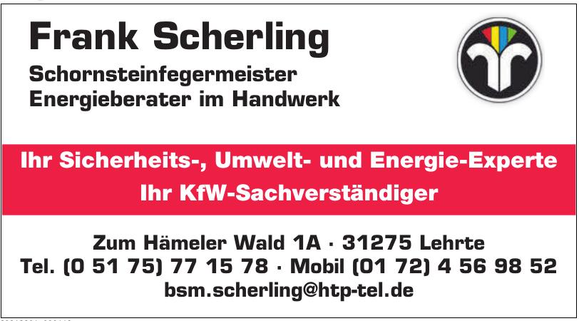 Frank Scherling