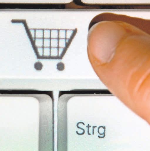 Umsatzsteuern aus dem Online-Handel sollen auch beim Fiskus ankommen. FOTO: DPA