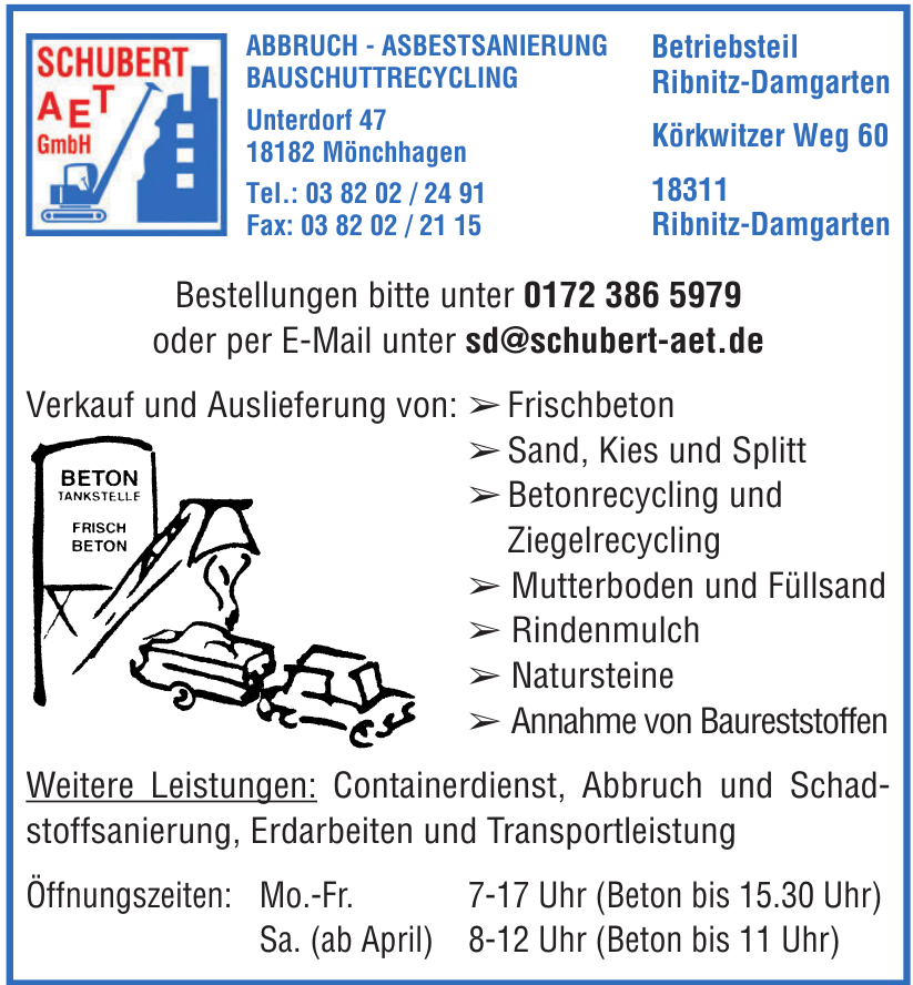 Schubert AET GmbH