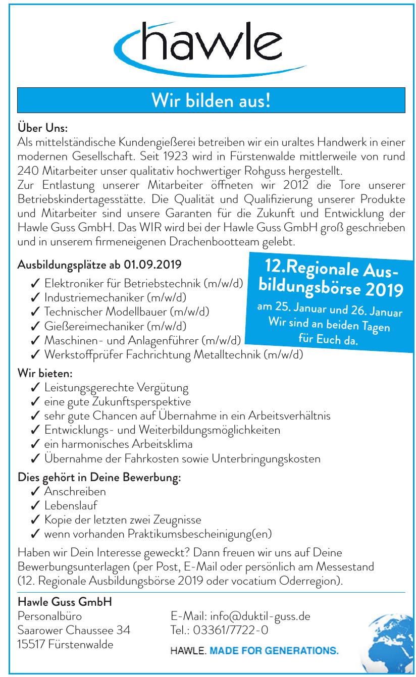 Hawle Guss GmbH