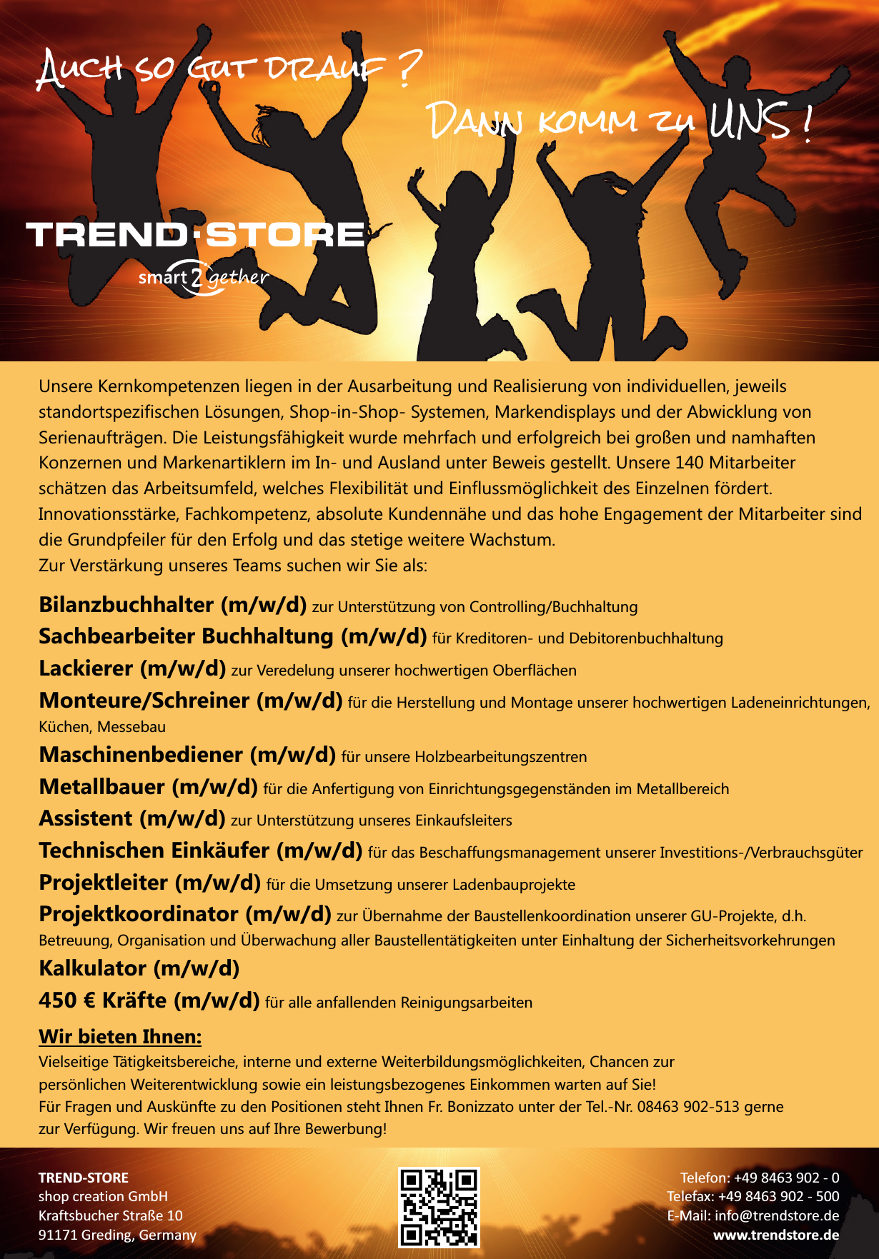 Trend Store shop creation GmbH