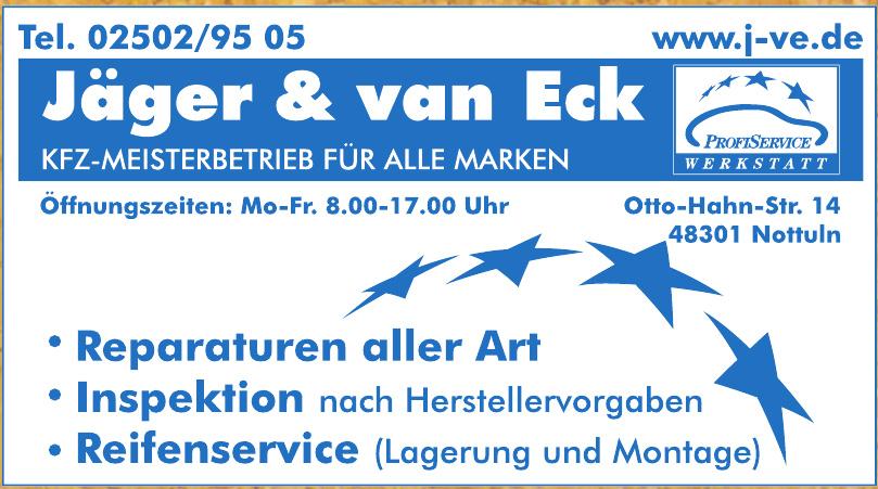 Jäger & van Eck GbR